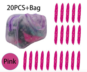 Hair Curlers Spiral Roll Styling Tools Sponge Pillow Soft Flexible Wave Summer