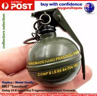 PUBG M67 Hand Grenade Model Gun Keychain Grenade Keyring M16 M24 Modern Warfare