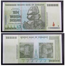 2008 Zimbabwe, 10 Trillion Paper Money, 1 pcs, UNC