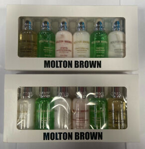 Molton Brown Gift Set Twin Pack