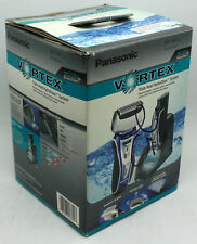 Panasonic ES 7056 s Vortex HydraClean Shaver Complete in Box Wet/Dry