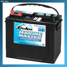DEKA GENUINE NEW DP24 MARINE MASTER 675AMP CCA DEEP CYCLE/STARTING BATTERY