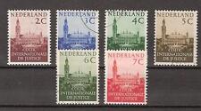 SPECIAL SALE Dienst zegels 27,28,29,30,31,32 NVPH Netherlands Nederland COUR