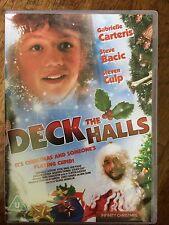 Gabrielle Carteris Robert Culp DECK THE HALLS ~ Christmas Drama Classic | UK DVD