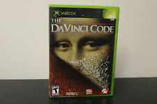 Da Vinci Code  (Microsoft Xbox, 2006) *Tested