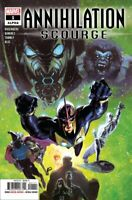 Annihilation Scourge Alpha #1  Main Cover Marvel Comics 2019