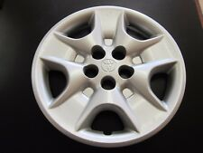 2000-2005 Toyota Celica Hubcap 1998-2003 Toyota Sienna Toyota Wheel Cover OEM