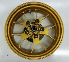 Hinterradfelge geformt oz aprilia RSV 1000 r factory 07