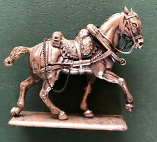 Soldier Lead Old Mshp 1985 Made IN France Horse only)
