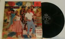 """Rare""New Sounds of Africa Miriam Makeba, Spokes Mashiyane, Leo de Lyon FLP 1358"