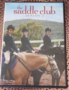 The Saddle Club Season 3
