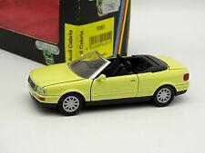 Schabak 1/43 - Audi Cabrio Amarillo