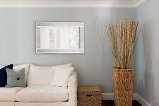 Glitter Ascot 30x45cm Wall Mirror Rectangular Portal Bathroom Lounge Furniture