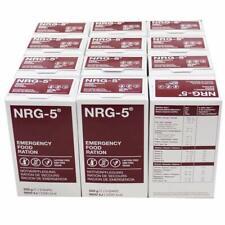 NRG-5 -  12 x 500 g Langzeitnahrung, Notverpflegung EPA lactosefrei vegan