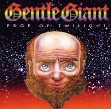 Gentle Giant - Edge Of Twilight [CD]