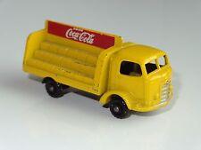 (S) Matchbox Lesney Karrier Bantam Coca Cola - 37 Raro Negro base agua peptonada tamponada