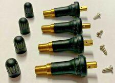 4pcs Tpms Tire Pressure Sensor Valve Stem Service Kit For 17 20008 20008 20018