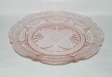 Royal Lace Dinner Plate  Pink