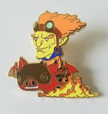 Dota 2 Hero Pin Pack #3 Batrider Pin TI6 TI7