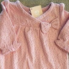 SWEET! NEW GYMBOREE NEWBORN REALLY CUTE PINK DESIGN  OUTFIT REBORN