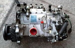 Mitsubishi 4DR5  Diesel fuel injection pump Nippondenso