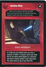 Star Wars CCG Cloud City Card Levitation Attack
