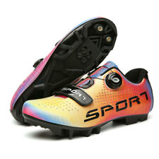 Mtb Self-locking Shoes Professional Mountain Cycling Sneakers Bike Bicycle Shoes