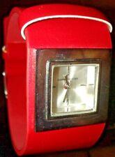Reloj Pulsera Rosa Daniel Hechter llapdr binario Elegante Unisex alimentado por batería