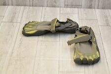 **Vibram KSO Athletic Shoes - Men's Size 10.5-11 - Gray/Palm/Clay
