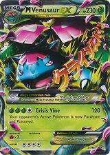 Pokemon XY M Venusaur EX 2/146 Holo Ultra Rare Card