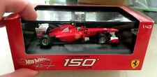 HOT WHEELS 1:43 Die-cast F1 Grand Prix, Ferrari 150 Italia with Display Case