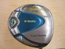 SEIKO S-YARD Exelight 2008 10.5deg R-FLEX DRIVER 1W Golf Clubs