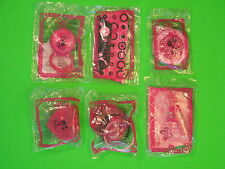 2009 McDonalds - Barbie - set of 6 *MIP*