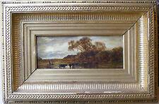 EDUARD SCHLEICH  (1812-1874) Wachau Austria Vienna Wien painting Munich School