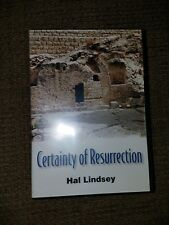 Certainty of Resurrection Hal Lindsey DVD box set FREE SHIPPING Factory sealed