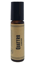 Quattro Allergy Blend 10ml Essential Oil Roll On Seasonal/Mold/Pets/Dander