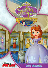 Sofia the First: The Enchanted Feast (DVD, 2014)