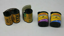 5 Kodak film lot