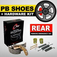 REAR Parking Brake Shoe + Hardware Kit Ford Expedition, Lincoln Navigator, MKT