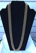 NWT ST. JOHN Gold Tone Chain Necklace $195
