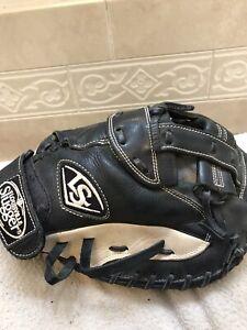 "Louisville XENO XN14-FBK CM1 33"" Women's Softball Catchers Mitt Right Throw"