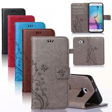 0Handy Tasche Samsung Galaxy Hülle Flip Cover Case Schutz Etui Schale Wallet