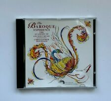 The Baroque Experience Academy Of Ancient Music - CD Vol.4 - Christopher Hogwood