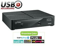 Aerialbox T2100 HD Set top box with Freeview Plus and USB PVR WiFi - 1080p