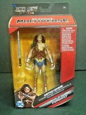 DC Multiverse Justice League WONDER WOMAN 6 in Action Figure (Steppenwolf piece)