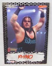 Rhino Ryno TNA Impact Wrestling Trading Card Topps WWE ECW Tristar #9