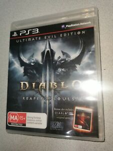 Diablo III Reaper of Souls Ultimate Evil Edition Sony PS3 NEW Sealed