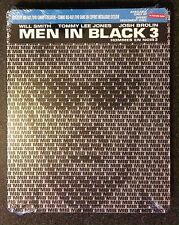 MEN IN BLACK 3 Blu-Ray SteelBook Future Shop Exclusive Canada DVD New OOP & Rare