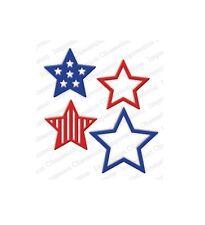STARS DIE-Impression Obsession/IO Stamps (DIE552-V)-Steel/Wafer Dies-Patriotic