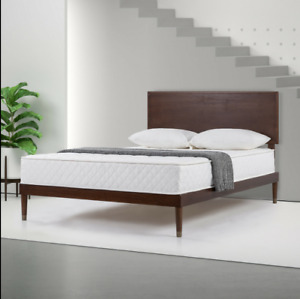 8 Inch Spring Support Twin Full Queen King Size Mattress In a Box Comfort Foam